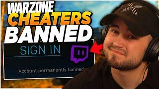 Activision CAUGHT a Top Warzone Streamer CHEATING but... (Anti-Cheat)