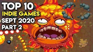 Top 10 Indie Games of September 2020 on Steam (Part 2)