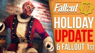 Fallout 76 News - Holiday Update, Hacker Problems, Free New Content Soon