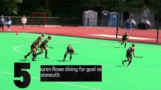 Northeastern Top 10 Plays of the Fall