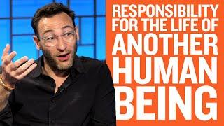 Parenting is the Closest Thing to Leadership | Simon Sinek