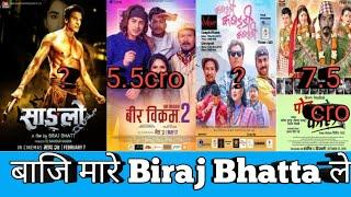 Top 6 Nepali Movies Box office collection Sanglo Movie 4th Day Box office collection
