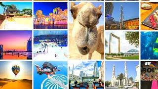 Places to visit in UAE | top destination of UAE | place in Dubai & Abu Dhabi | things to do in UAE