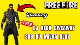 10 DJ alok giveaway in free fire.sob ko Alok milaga\MR.AAYUSH YT//