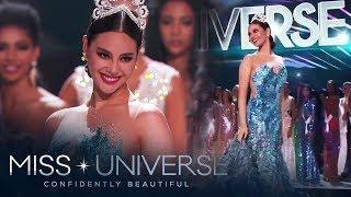 Catriona Gray's final walk as Miss Universe 2018 | Miss Universe 2019
