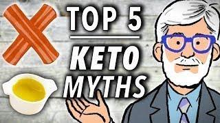 Ketogenic Diet Myths - 10 Diet Myths Debunked - Healthy Ketogenic Diet