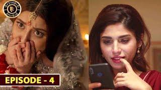 Mera Dil Mera Dushman Episode 4   Alizeh Shah & Noman Sami   Top Pakistani Drama