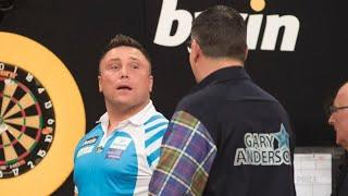 Every DARTS player's WORST MOMENT on stage [TOP 10]
