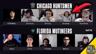 HUNTSMEN ARE OUT!   Chicago Huntsmen vs Florida Mutineers   CDL Dallas Recap