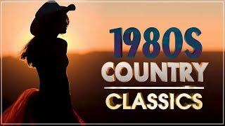 Best Classic Country Songs Of 1980s | Greatest 80s Country Music | 80s Best Songs Country
