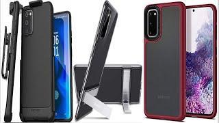 Top 10 Best Samsung Galaxy S20 Cases in 2020!