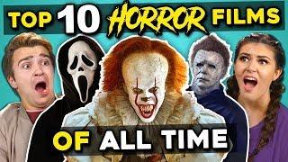 Top 10 Horror Movies Of All Time - 2019