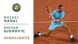 Rafael Nadal vs Novak Djokovic - Final Highlights I Roland-Garros 2020