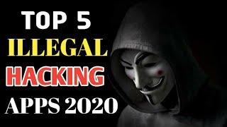 Top 5 Hacking Apps || Power Full Hacking Apps Without Root || Best hacking App 2020 hindi/Urdu