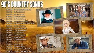Best Classic Country Songs Of 1990s - Greatest 90s Country Music HIts -Top 100 Classic Country Songs