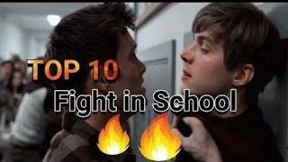 Top 10 school fights scenes in movies || full HD|| Imran Khan!satisfya  lover