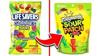 Top 10 Candy Ranked Worst To Best