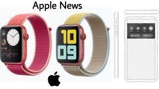 AppleNews! 2020 iPhone Fullview Display, Apple Watch Red, Apple 45 Million OLED Display,