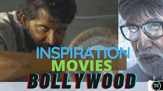 Top 10 inspirational movies Bollywood - must watch Bollywood movies that will change your life.
