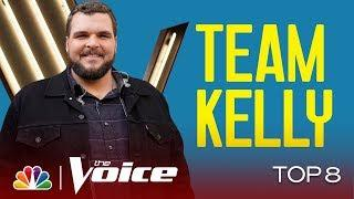 "Jake Hoot Sings The Eagles' Tender Song ""Desperado"" - The Voice Live Top 8 Performances 2019"
