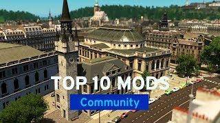 Top 10 Mods and Assets November 2019 with Biffa | Mods of the Month | Cities: Skylines