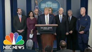 NBC Nightly News Broadcast (Full) - March 17th, 2020 | NBC Nightly News