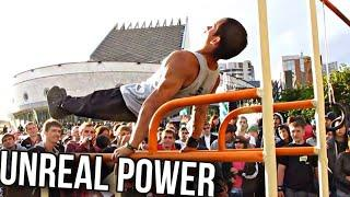 Top 10 Hardest Static Moves in Street Workout