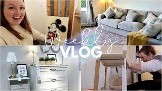 Weekly Vlog #214 • IKEA, Errands & 1st Week In The New House!