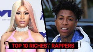 Top 10 Richest Rappers of 2020