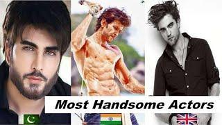 Top 10 Most Handsome Actors in the world 2021 | Handsome Men | Ten o Ten