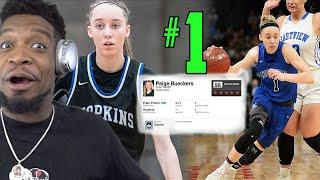 #1 Ranked Girl In The WORLD! Paige Bueckers TOP PLAYS!!
