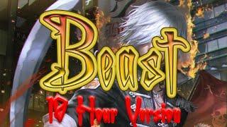 Nightcore - Beast  - 10 Hours