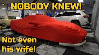The ULTIMATE BIRTHDAY SURPRISE! BUYING a FERRARI 458 for his BEST FRIEND - part 1