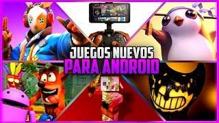 Samsung + Xbox, Shadowgun War Games, Crash Bandicoot, Minecraft - TOP Noticias Juegos Nuevos Android