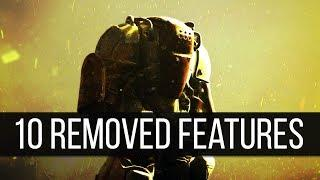 10 Features Removed from Fallout 4 that Mods Brought Back