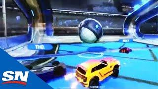 Top 10 Rocket League Plays Of March | SN Esports