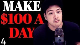 Top 10 Ways To Make $100 A Day