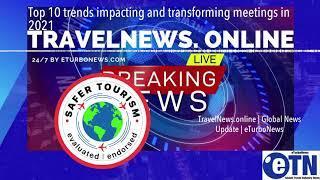 Top 10 trends impacting and transforming meetings in 2021