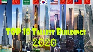 Top 10 List of Tallest Building in the World # 2020 # Latest March Updated