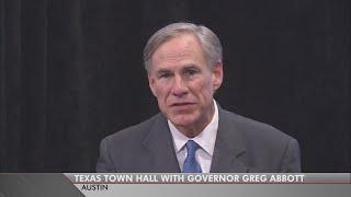 COVID-19 cases will hit 'tens of thousands' Texas Governor warns
