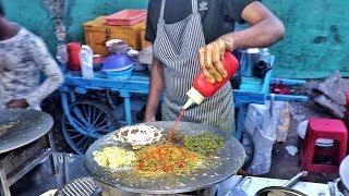 Dragon Fry Omelette Curry | Roadside Famous Creamy Egg Dish | Indian Street Food