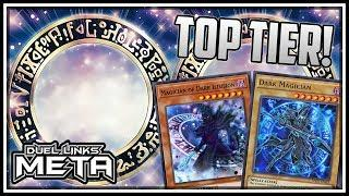 NEW Dark Magical Circle is Top Tier! Dark Magician Deck! [Yu-Gi-Oh! Duel Links]