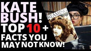 Is Kate Bush the Nerdiest Musician? Top 10 Albums + 10 Fun Facts You May Not Know!