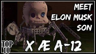 Top 10 Funny Elon Musk Baby X Æ A-12 Memes