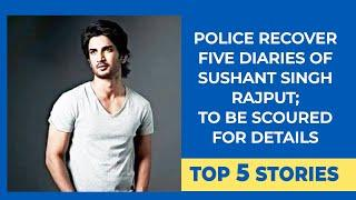 Top 5 Stories | New EVIDENCE Found In Sushant Singh Rajput's CASE