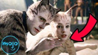 Top 10 Worst Movie CGI Mistakes