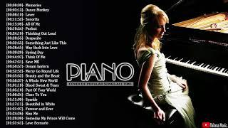 Best Instrumental Piano Covers All Time - Top 40 Piano Covers of Popular Songs 2020