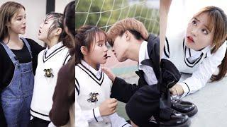 Nana And Kalac High School Love Story | When Two Girl Like The Same Guy (Ep.01)
