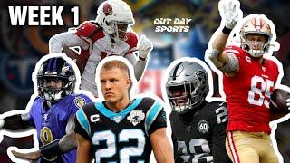 Top Plays from NFL Week 1 | NFL Highlights 2020-2021 | Cut Day Sports | Part 1