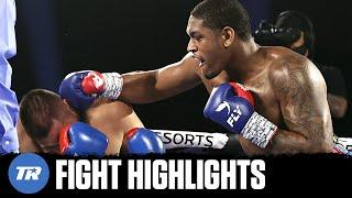 Heavyweight Jared Anderson Finishes Luis Eduardo Pena Inside Round 1 | FIGHT HIGHLIGHTS